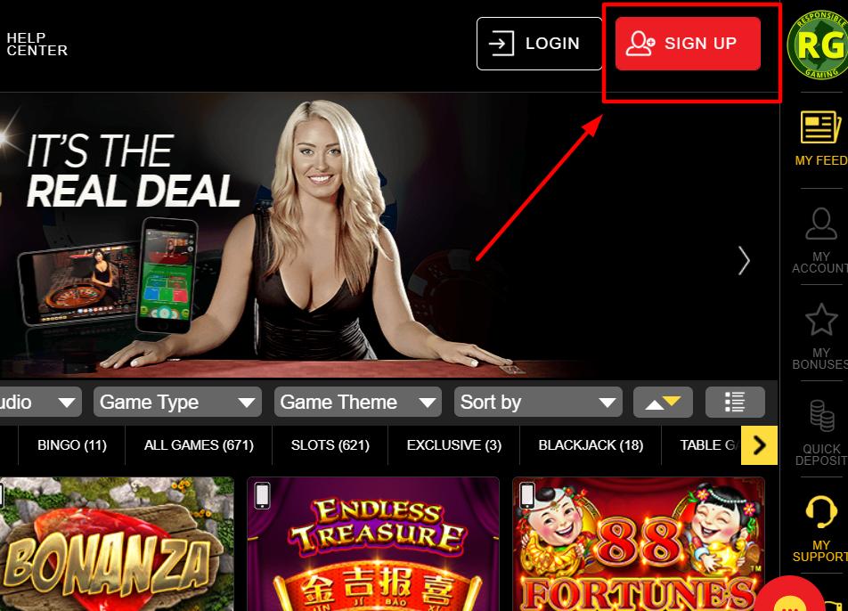 Golden-Nugget NJ Online Casino Registration